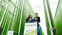 Greenhouse for growing algae in Austria